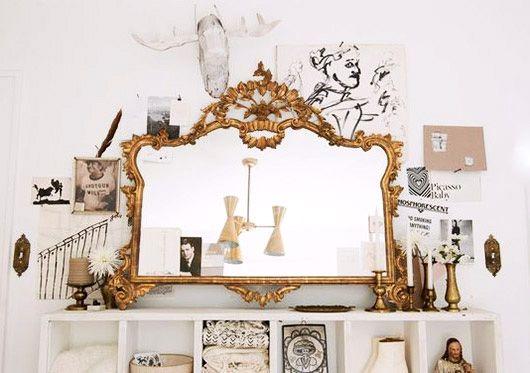 Baroque Mirror And Wall Decor Sfbybay