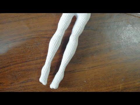Plarina Doll Second Foot Part I العروسه بلارينا الرجل التانيه ج١ Youtube Crochet Stitches Tutorial Crochet Doll Clothes Crochet Dolls Free Patterns