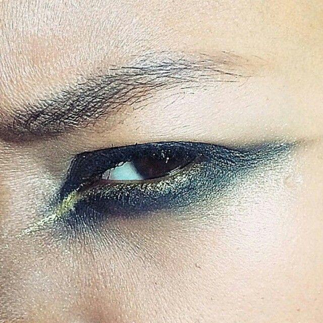 The Alia B flick . #felineflick #liner #flick #linerlove #shengsaw