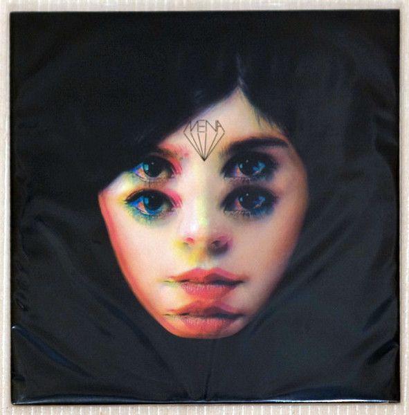 Javiera Mena the Chilean version of Marina & The Diamonds. Very limited 2014 vinyl re-issue of her 2nd studio album.