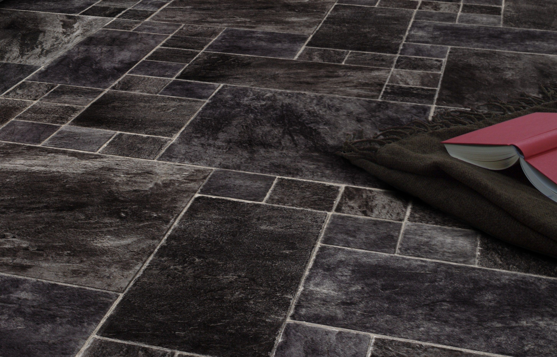 Offset Black   Primetex By #Gerflor #flooring #design