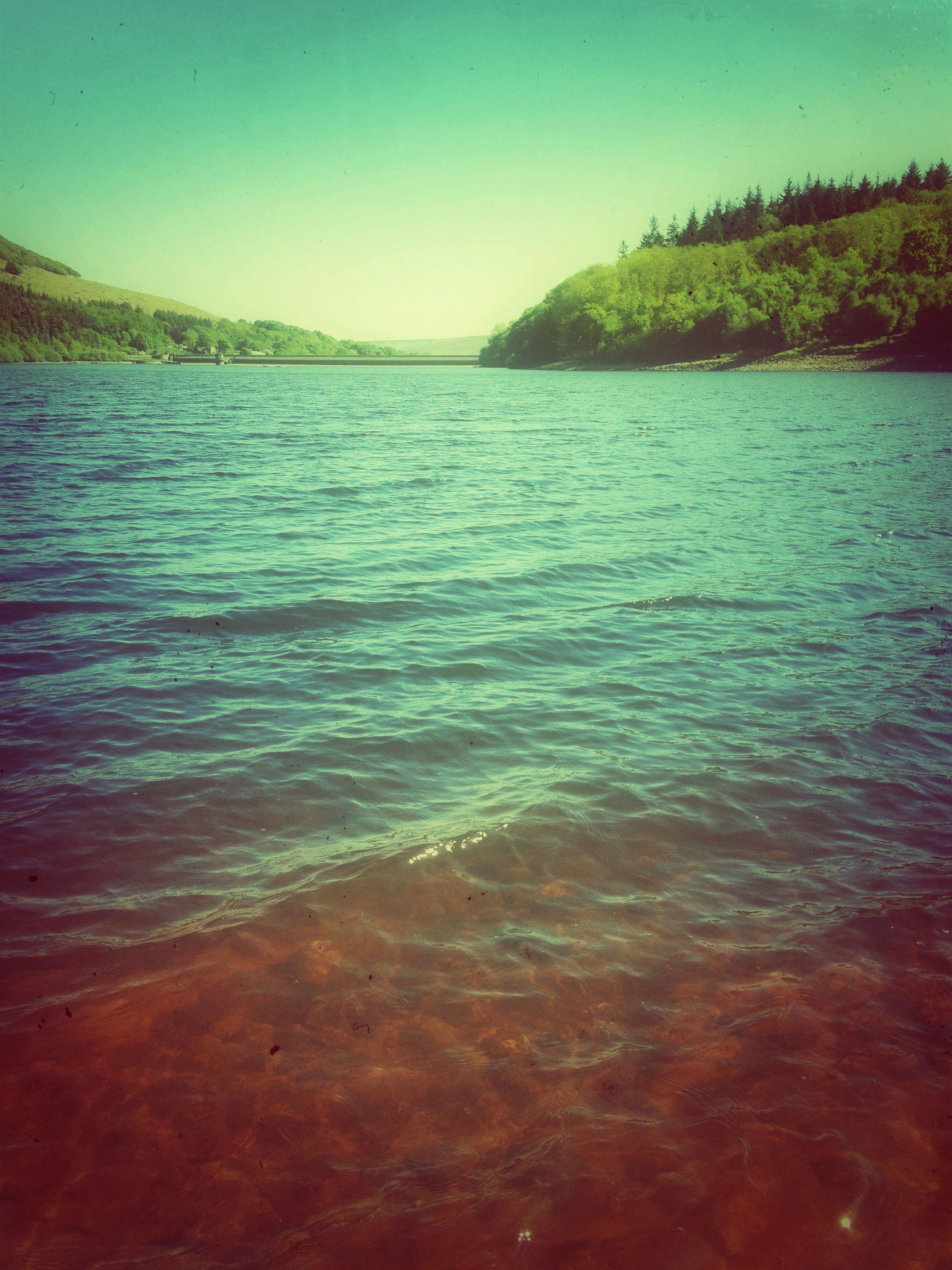 PEAK DISTRICT / LAKE LADYBOWER