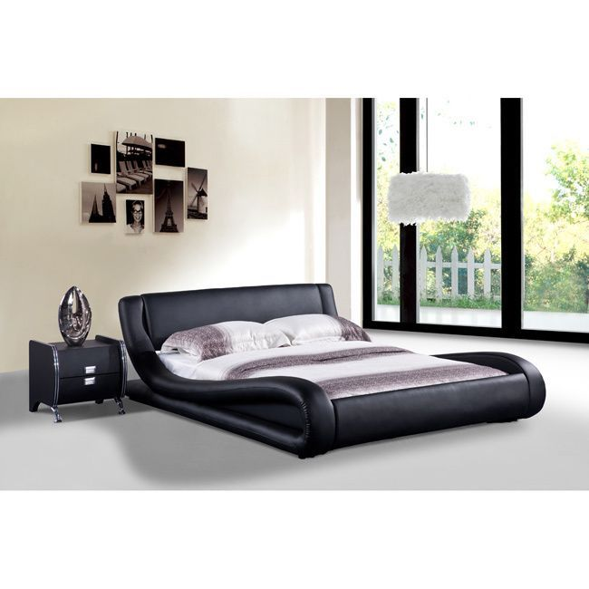 This Beautifully Designed And Sturdily Constructed Modern Bed Will Upgrade  The Look Of Your Bedroom And