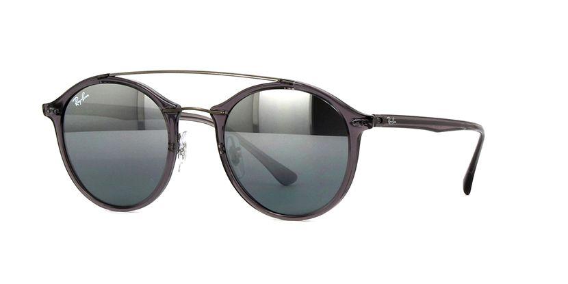 32ac318cc9 Ray Ban RB 4266 6200 88 Grey Sunglasses