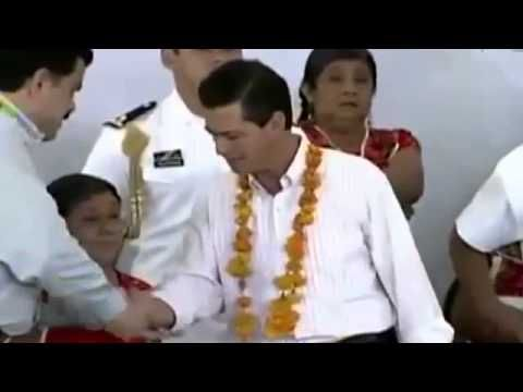 "Dedican Porra a Peña: ""Se ve se siente P*NDEJO Presidente"""