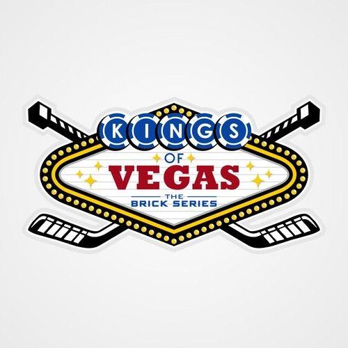 Kings Of Vegas Kings Of Vegas Hockey Tournament Logo For A