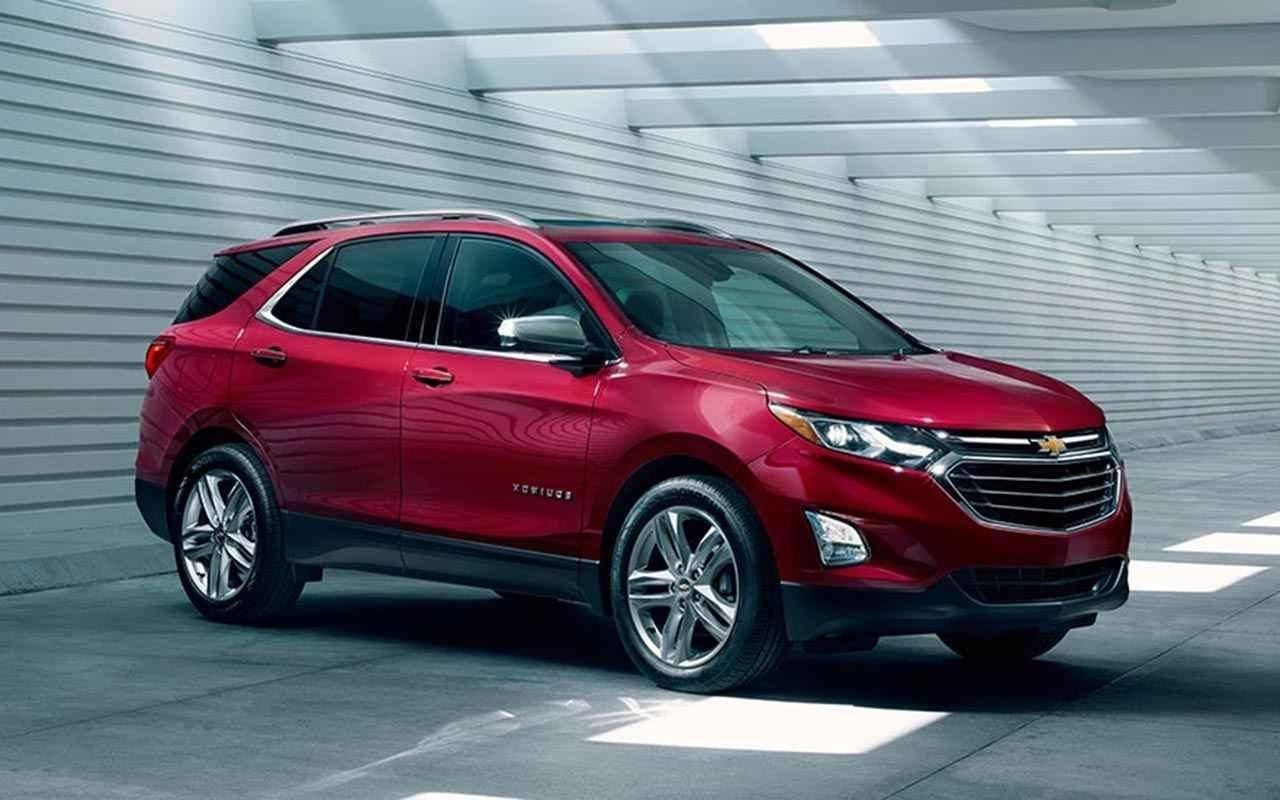 2019 Chevrolet Equinox Concept Concept And Review Concept And