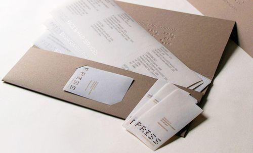 35 Creative Presentation Folder Designs for Identity Branding - resume presentation folder