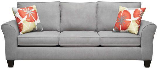Oliver Grey Sofa Art Van Furniture Sofa Gray Sofa Furniture