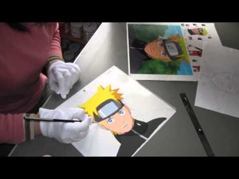 Alex Suzuki Goes Over The Cel Animation Process In Anime On A3K TV