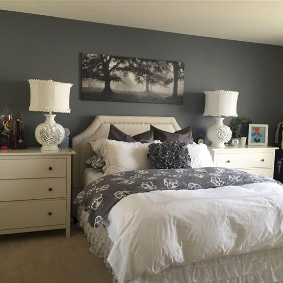 Ikea Master Bedroom: Ikea Bedroom, Master Bedroom Makeover, Room Decor