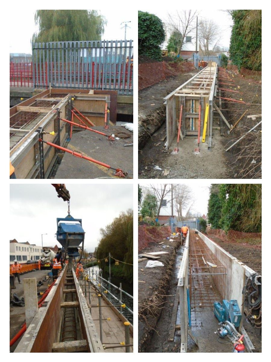 Jackson Civils, Perry Barr and Witton Birmingham Using the Fast Form