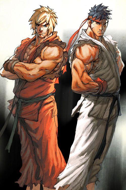 29 Intense Ken Of Street Fighter Artworks Street Fighter Characters Ryu Street Fighter Street Fighter