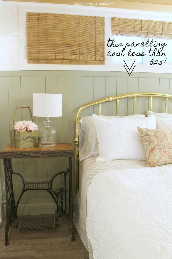 Photo of How to Make Vertical Shiplap Paneling (on the cheap!)