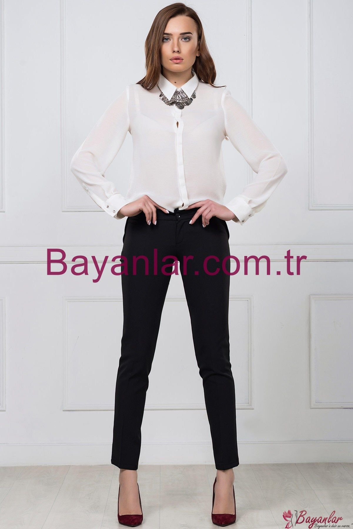 Pantolon Gomlek Kombinleri Yaparken Dikkat Edilmesi Gerekenler Kadin Kombinleri Pantolon Gomlek Kadin