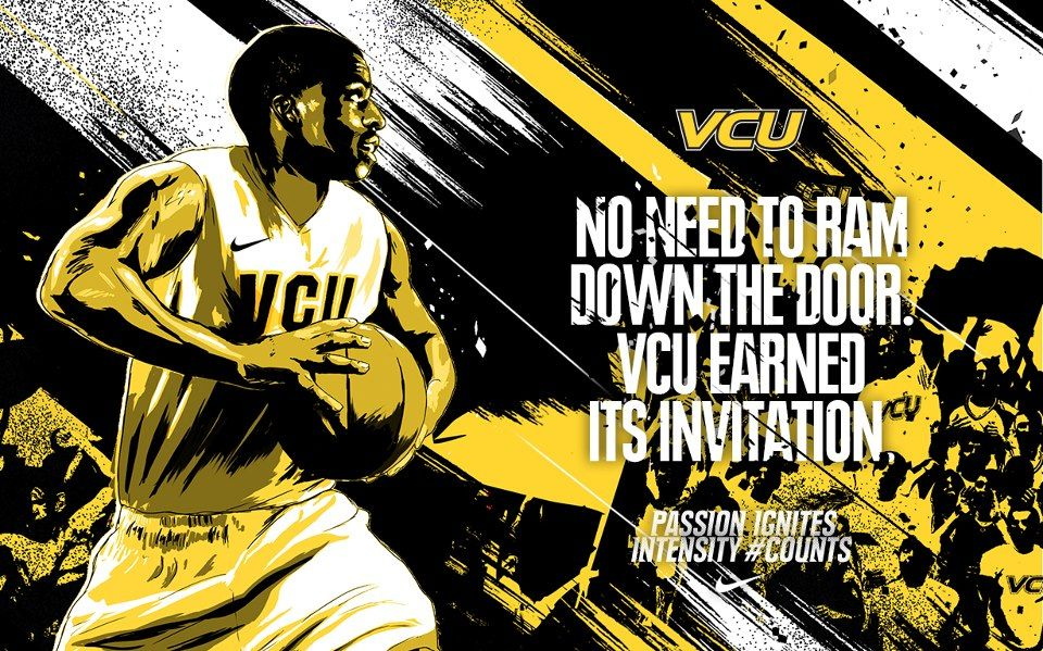 VCU often goes to the NCAA Tournament, but hasn't always