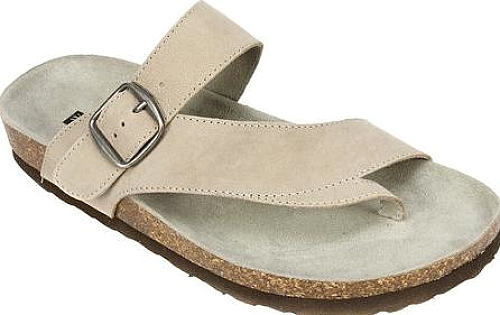 White Mountain Women S Shoes In Grey Leather Color A
