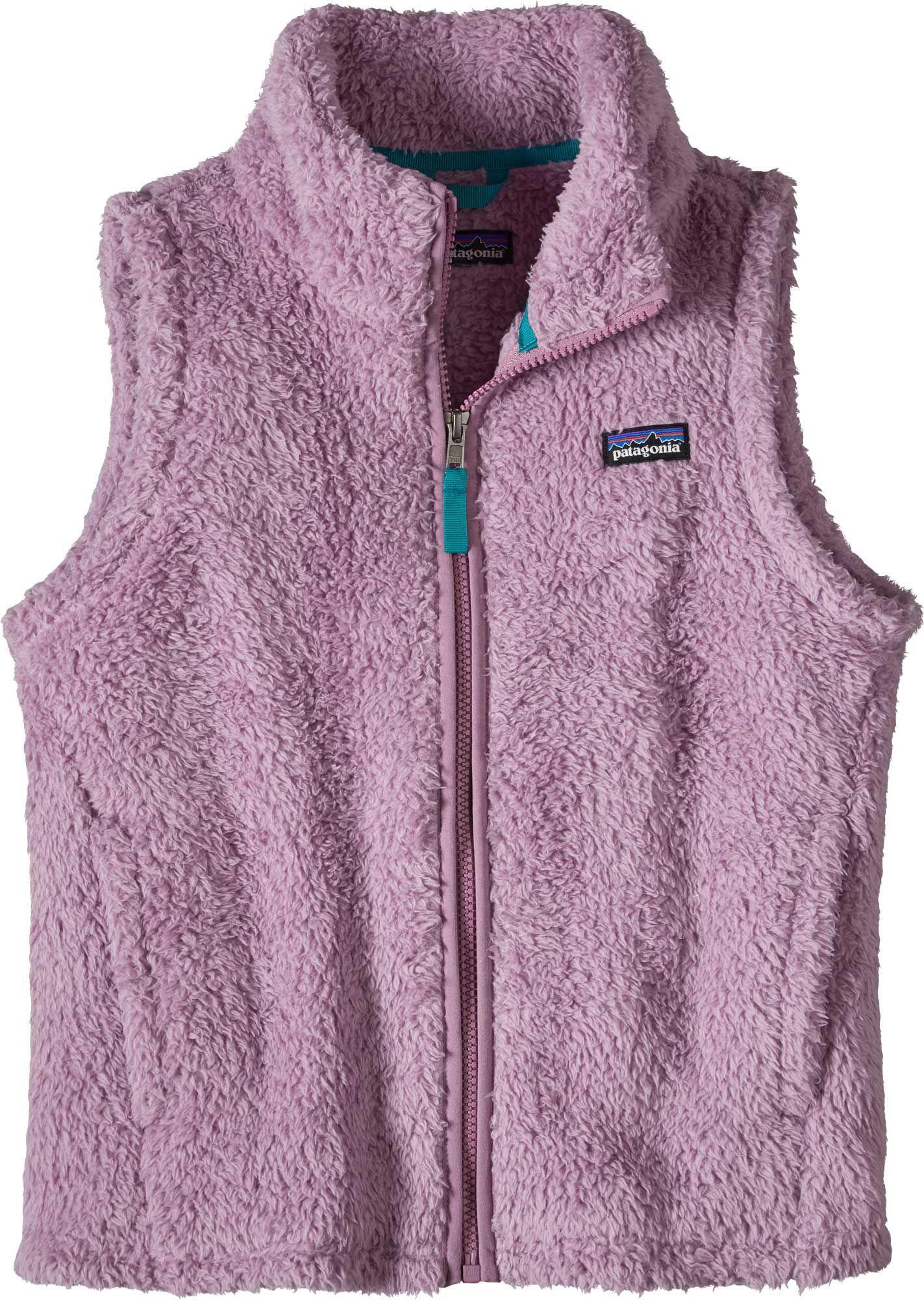 Patagonia girlsu los gatos fleece vest fleece vest and products