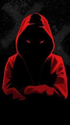Dark Hoodie Person IPhone Wallpaper - IPhone Wallpapers