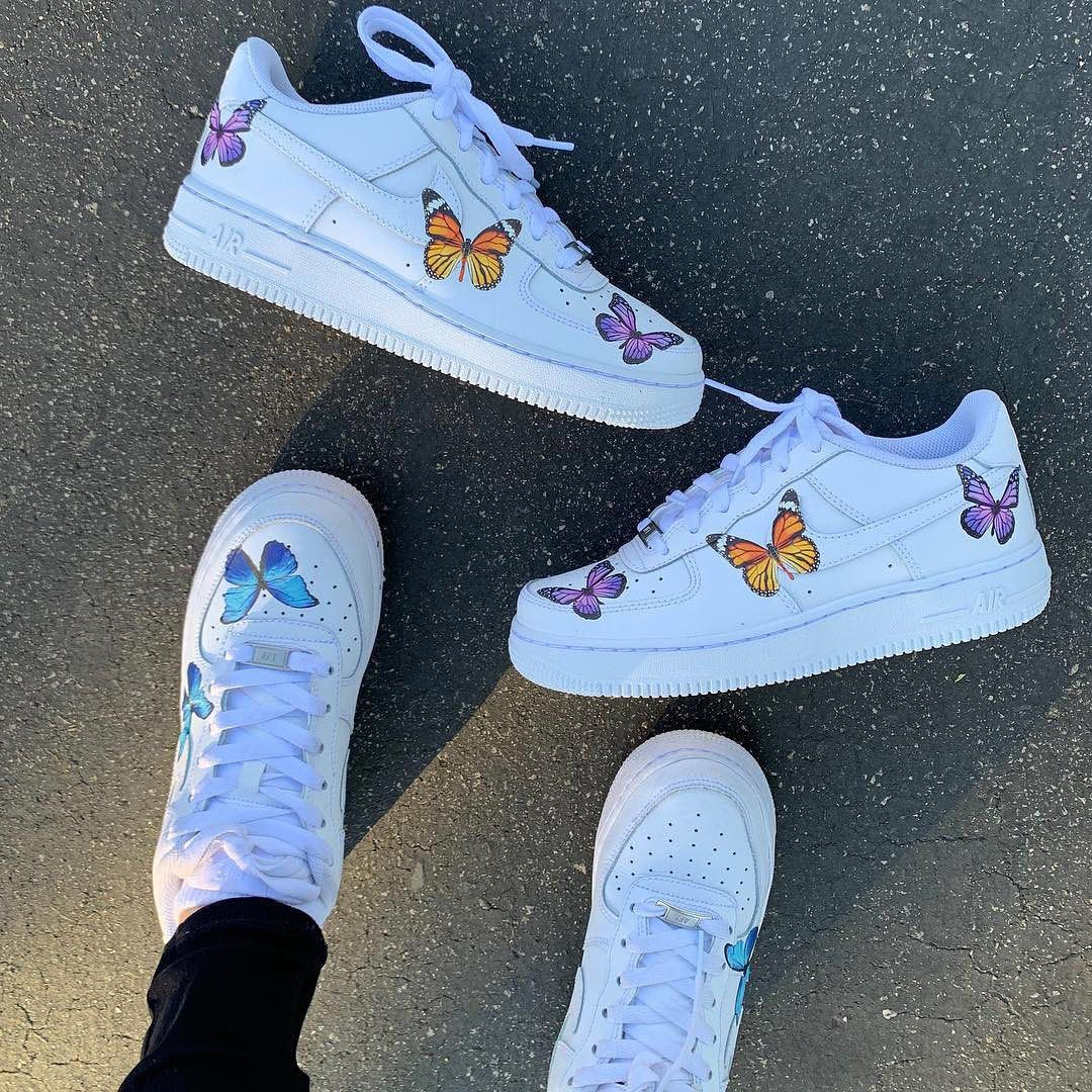 Behind The Scenes By dripcreationz in 2020   All nike shoes
