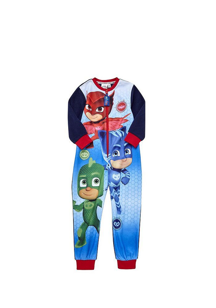 6ef62edb2ec1c Tesco direct: PJ Masks Fleece Onesie | seasonal clothing | Toys ...