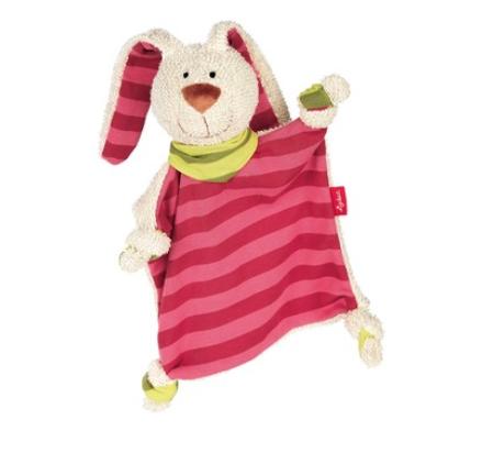 SIGIKID Schnuffeltuch Hase