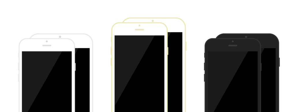 Download Free Iphone 6 Flat Template Free Iphone 6 Iphone Free Iphone