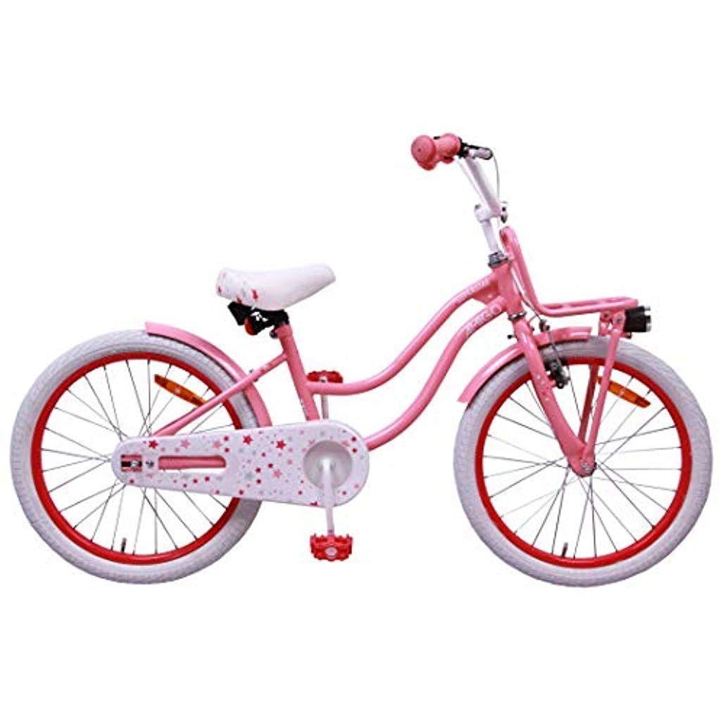 Amigo Superstar Kinderfahrrad 20 Zoll Madchen Mit Rucktritt Ab 5 Jahre Rosa Spielzeug Spielfig Kinderfahrrad 20 Zoll Kinderfahrrad Kinder Fahrrad