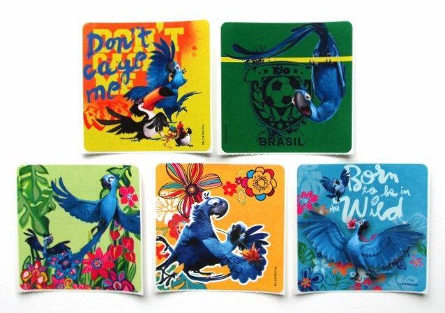 15 Rio 2 Stickers Party Supply Favors Decorations Rewards Blu Carla Jewel Bia by CuteCupcakeToppers4u on Etsy https://www.etsy.com/listing/221449102/15-rio-2-stickers-party-supply-favors