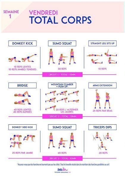 Épinglé sur Fitness motivation