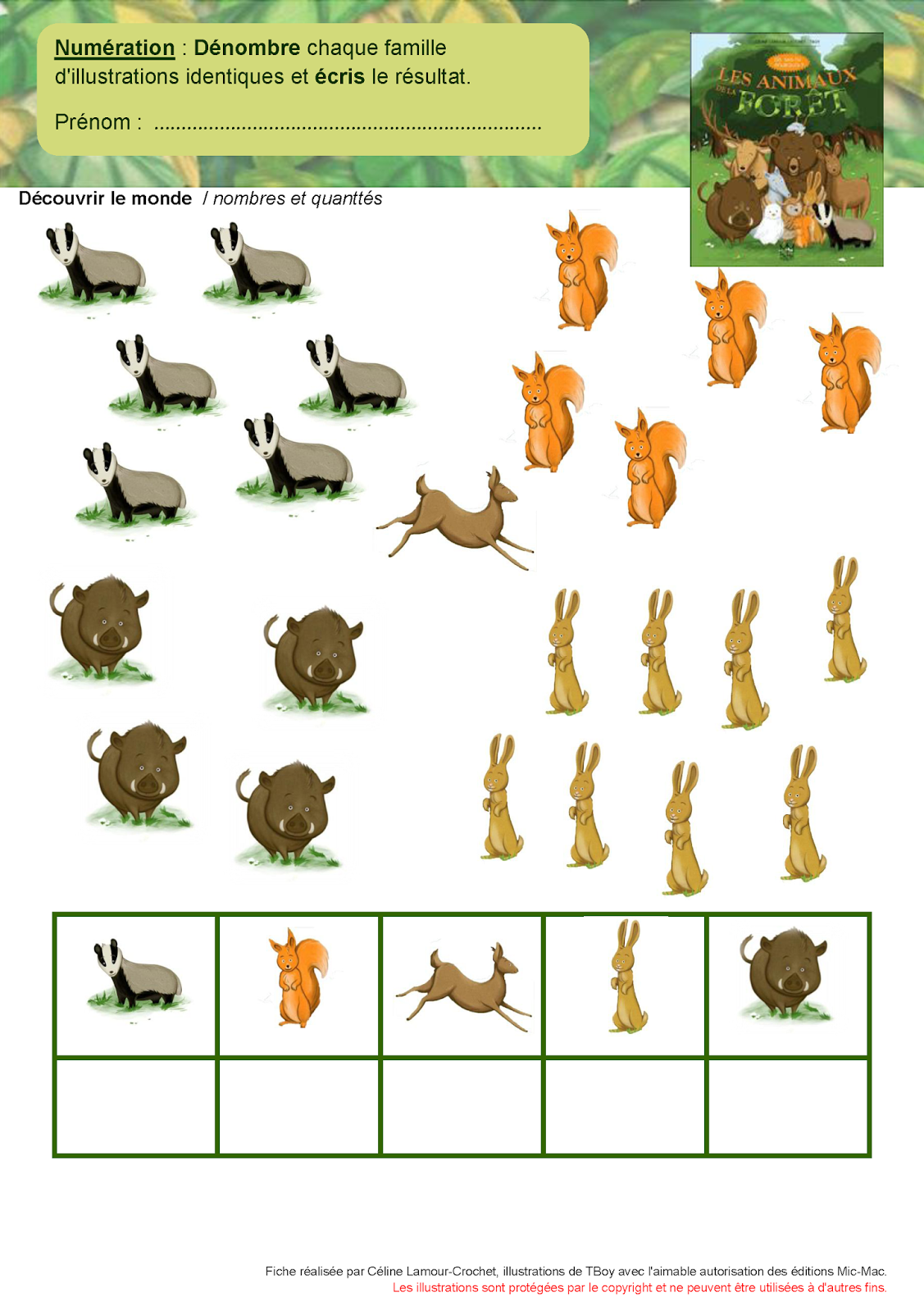 Tons Of Animal And Dinosaur Worksheets