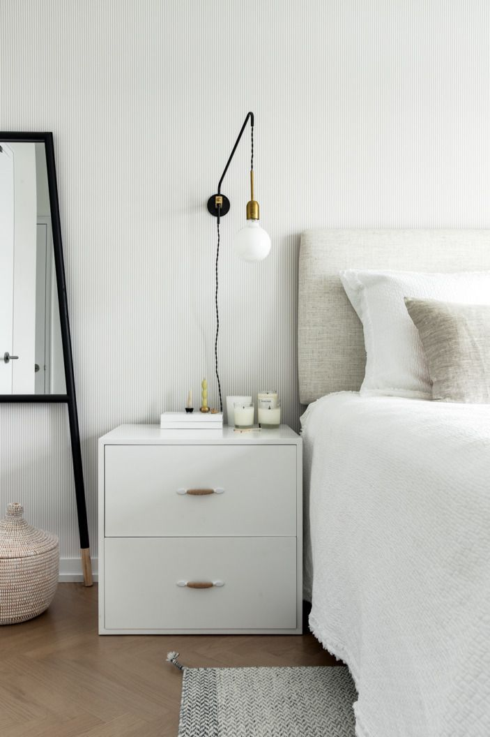 Best A Contemporary All White Sanctuary In Williamsburg Home 400 x 300