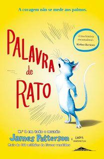 Manta de Histórias: Palavra de Rato de James Patterson - Novidade Book...