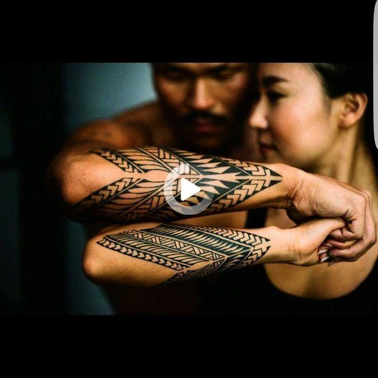 de antebrazo para parejas en estilo tribal   for  Tatuajes de antebrazo para parejas en estilo tribal   for Tatuajes de antebrazo para parejas en estilo tribal   for  75...