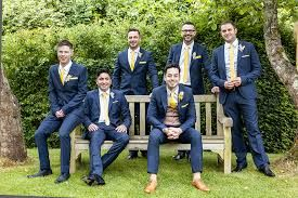 Blue And Yellow Wedding Theme Google Search