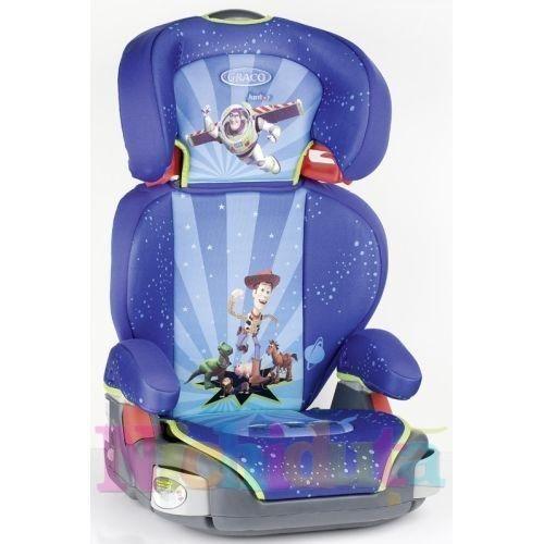 GRACO Scaun auto Junior Maxi Plus Disney Toy S - #Disney