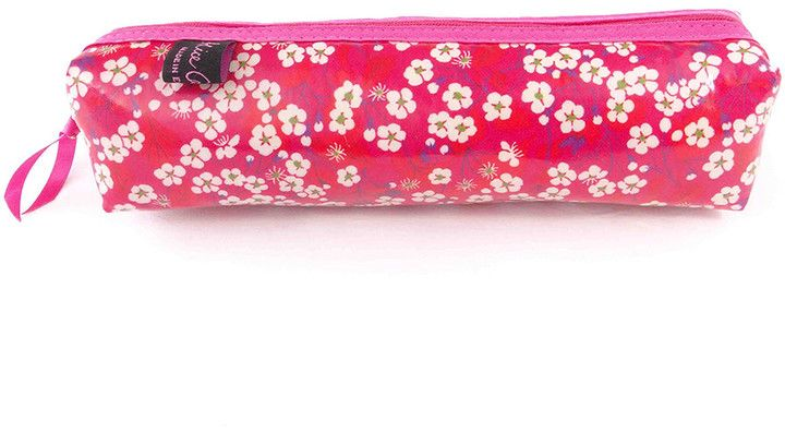 Liberty of London - Box Pencil Case - Mitsi Hot Pink