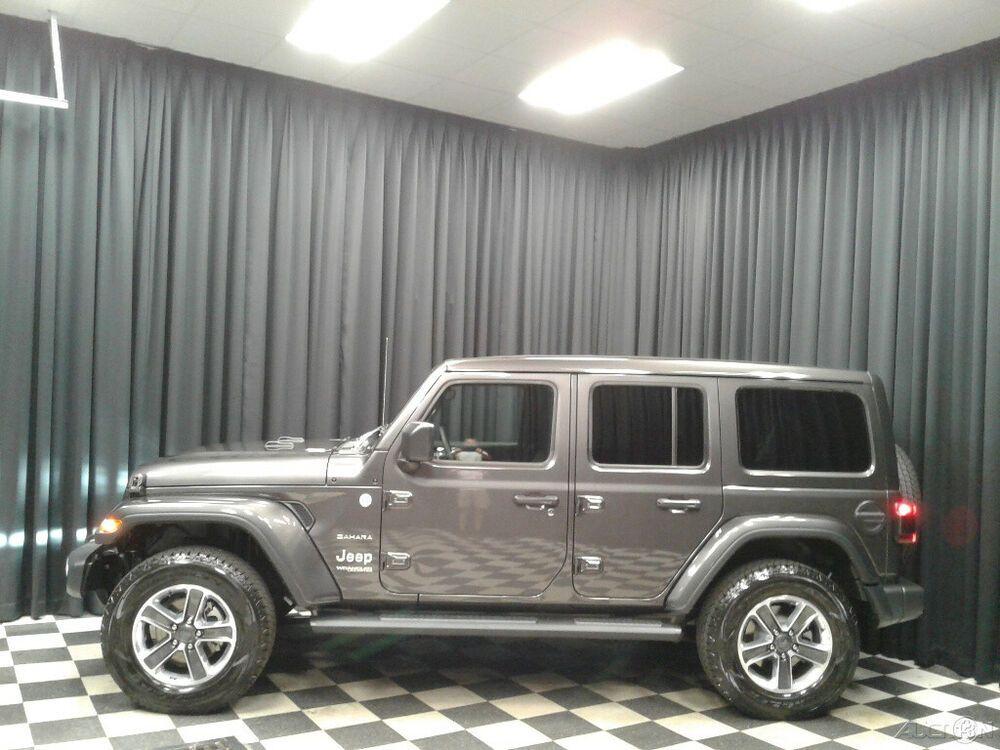 2020 Jeep Wrangler Sahara 2020 Sahara New 2l I4 16v
