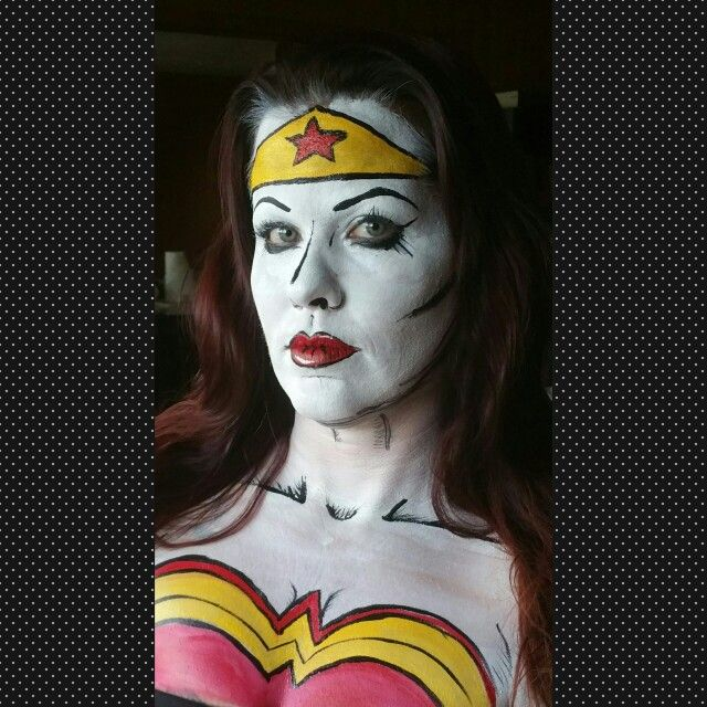 Wonder woman Follow me! https://i.instagram.com/ifanybodyislistening/