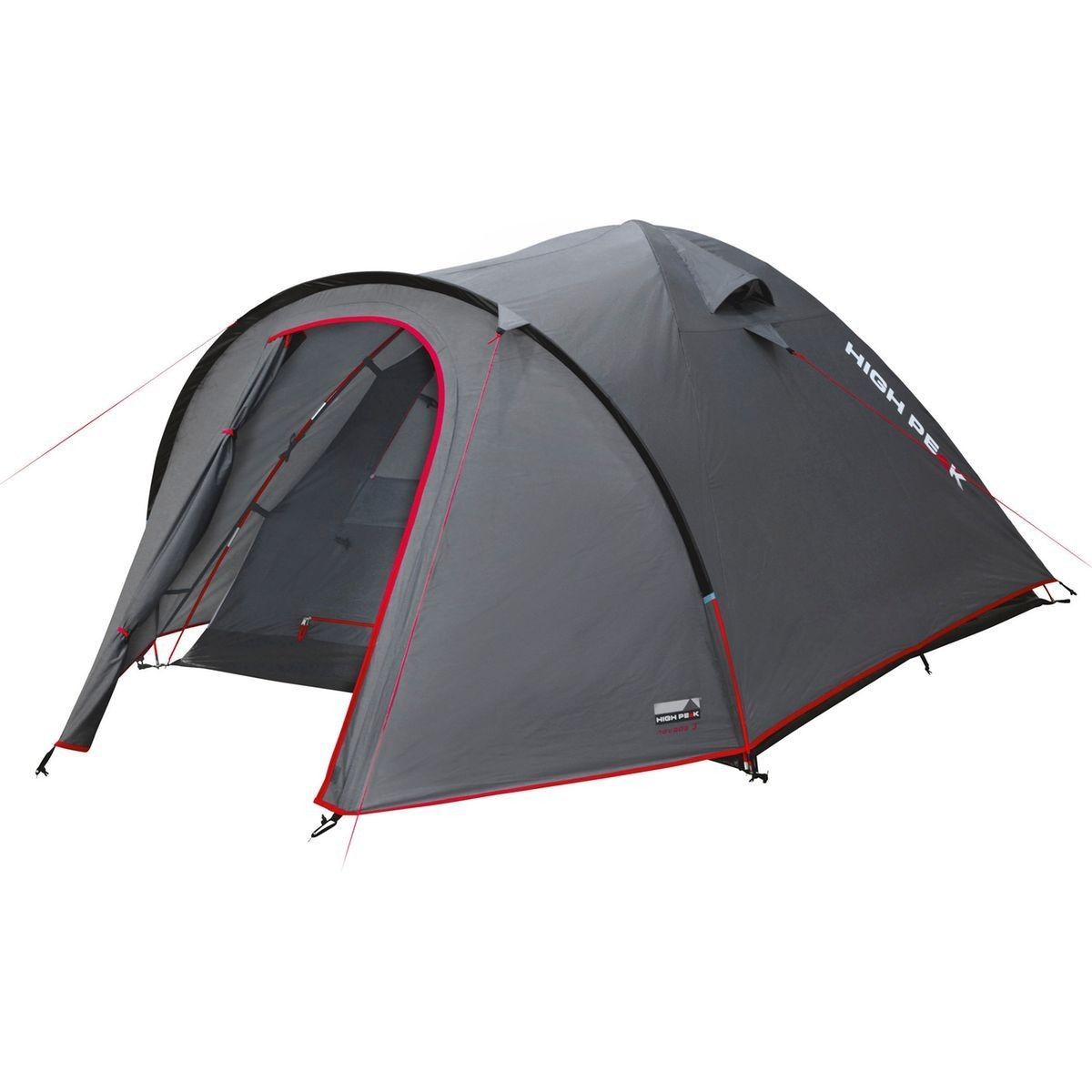 Nevada 4 Tente Gris Taille Taille Unique Tente Gonflable Tentes Camping