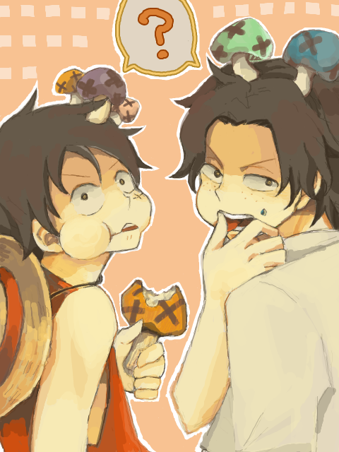 One Piece Luffy X Ace Ace X Luffy One Piece Yaoi