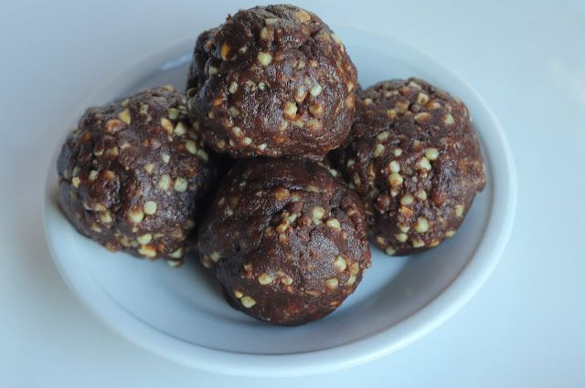 Maria Mind Body Health | No Bake Protein Balls and SPECIAL K BARS - The trickery of advertising Maria Mind Body Health