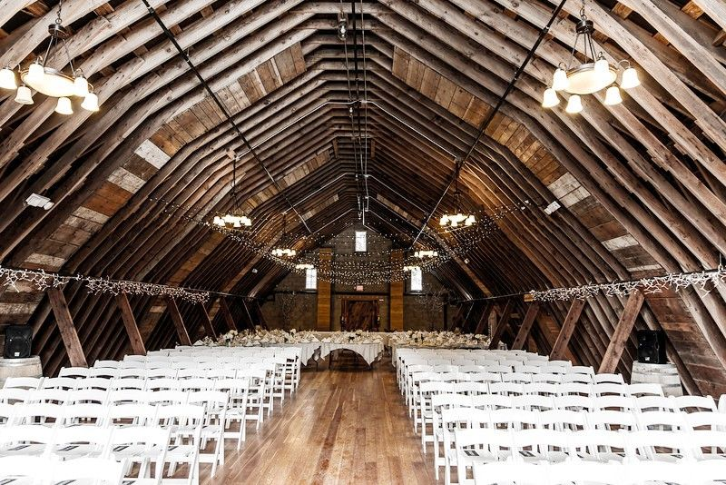 Pine River Ranch Barn Wedding Venue In Leavenworth Washington