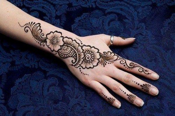 Mehndi Patterns Arabic : Pattern & latest mehndi designs pinterest
