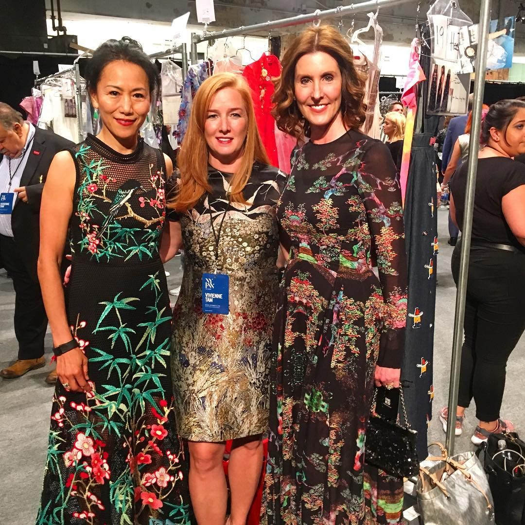 "39 Likes, 2 Comments - Clifford Pugh (@cliffordpugh) on Instagram: ""Backstage at Vivienne Tam with our city's finest! @viviennetam @riceuniversity @houstonballet #nyfw…"""