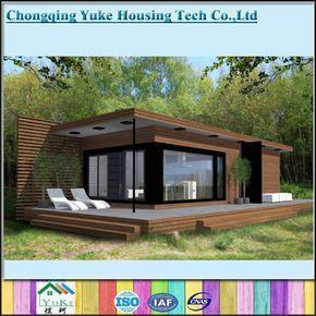 Unique Design Prefab Homes For