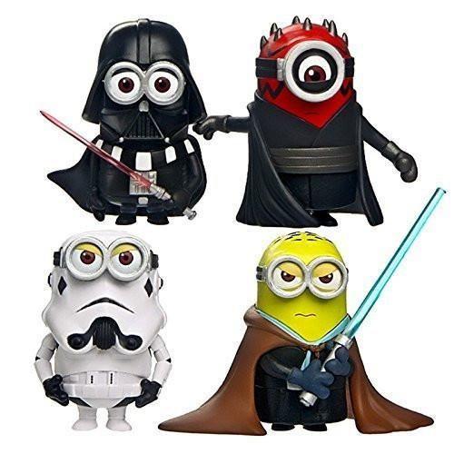 Despicable Me Minions Star Wars