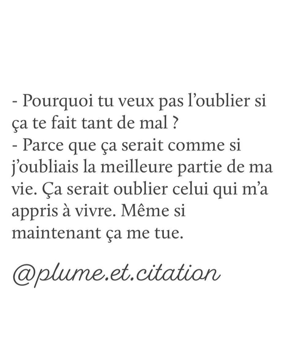 A L Encre Noire On Instagram L Texte Citation Citation Sentiment Phrase Citation