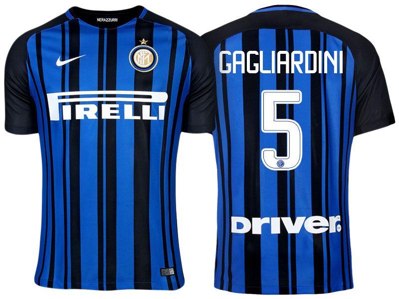 Maillot Extérieur Inter Milan ROBERTO GAGLIARDINI