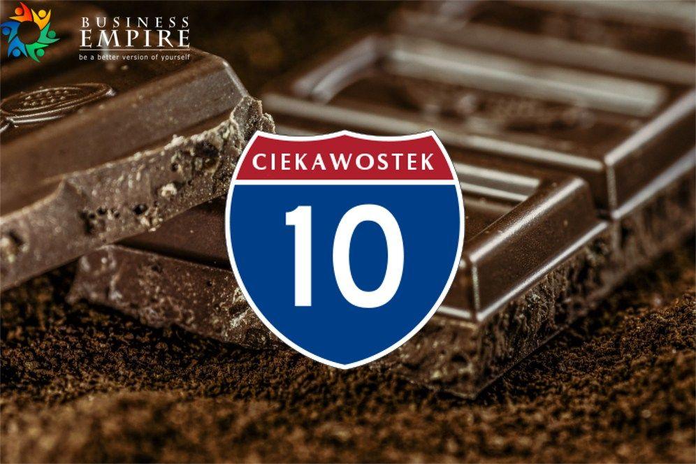 10 najciekawszych miejsc związanych z czekoladą